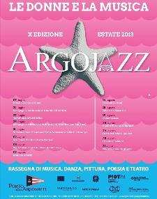 Programma ArgoJazz 2013 - Matera