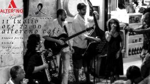 Quatre Chats Noirs - 11 luglio 2013 - Matera