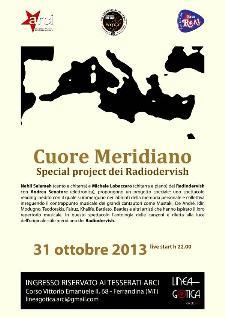 Radiodervish - Cuore Meridiano - 31 ottobre 2013 - Matera