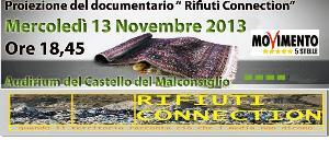 Rifiuti Connection - 13 novembre 2013 - Matera