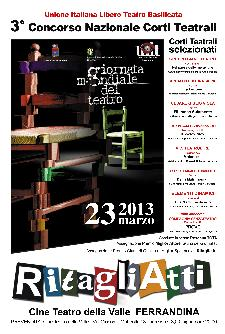 RitagliAtti - terza edizione - Matera
