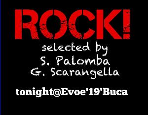 Rock night  - Matera