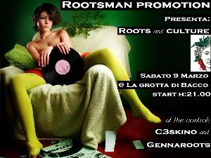 Roots and culture - 9 marzo 2013 - Matera