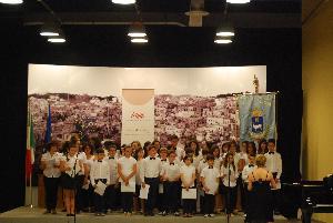 Saggio di fine anno Scuola Musica del Lams - 23 giugno 2013 - Matera