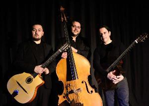 Salvatore Russo trio  - Matera