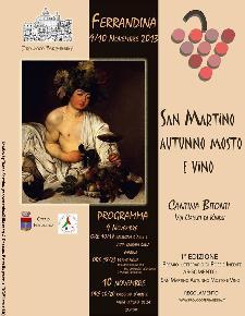 San Martino, autunno mosto e vino - Matera