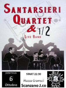 Santarsieri Quartet - 6 ottobre 2013 - Matera