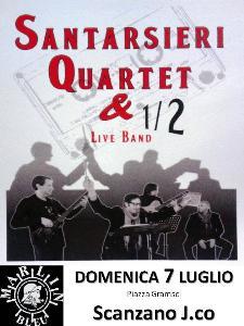 Santarsieri Quartet - 7 luglio 2013 - Matera