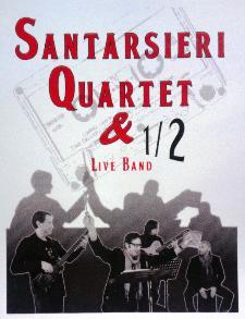 Santarsieri Quartet & 1/2  - Matera
