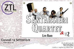 Santarsieri Quartet & 1/2  - 12 settembre 2013 - Matera