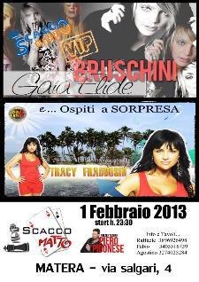 SCACCO MATTO AL VIP - 1 febbraio 2013 - Matera