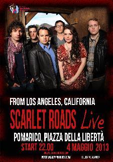 Scarlet Roads Live - 4 maggio 2013 - Matera