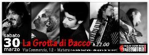 Scettabbann in Concerto - 30 marzo 2012 - Matera