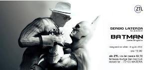 Sergio Laterza ha incontrato Batman  - Matera