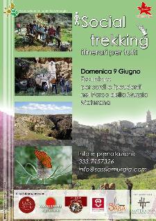 Social Trekking - 9 giugno 2013 - Matera