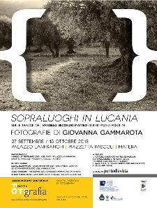 SOPRALUOGHI IN LUCANIA - MateraFotografia 2013  - Matera