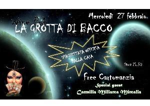 SPAGHETTATA E CARTOMANZIA FREE - 27 febbraio 2013 - Matera