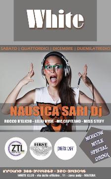 Special Miss Dj Nausica Sari - 14 dicembre 2013 - Matera