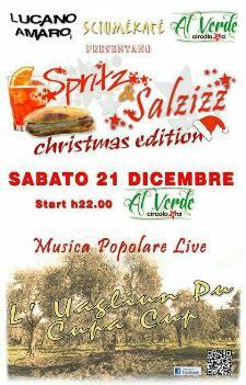 Sprtz & Salzizz - Christmas edition - 21 dicembre 2013 - Matera