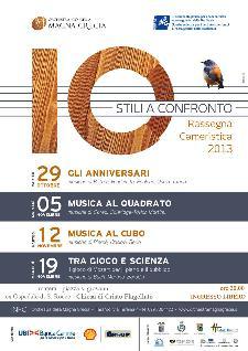 Stili a Confronto - II edizione  - Matera