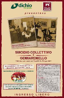 Suicidio Collettivo e Gennareniello - 14 dicembre 2013 - Matera