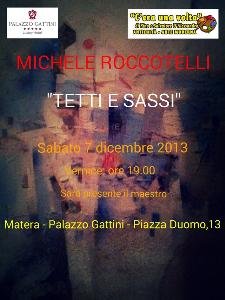 Tetti e Sassi di Michele Roccotelli - 7 dicembre 2013 - Matera