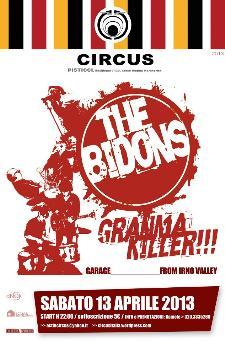 The BIDONS - 13 aprile 2013 - Matera
