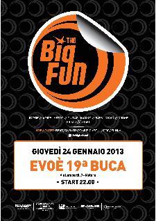 The Big Fun - 24 gennaio 2013 - Matera