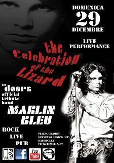 The Doors live - 29 dicembre 2013 - Matera