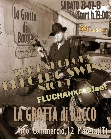 The fabulous electro swing night - 23 febbraio 2013 - Matera