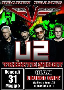 U2 Tribute Night live - 31 maggio 2013 - Matera