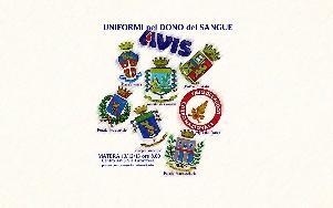 Uniformi nel dono del sangue - 13 dicembre 2013 - Matera