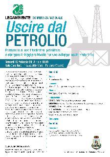 Uscire dal Petrolio - 15 febbraio 2013 - Matera