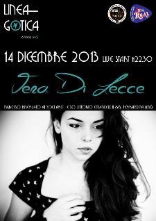 Vera Di Lecce - Heavy Butterflies - 14 dicembre 2013 - Matera