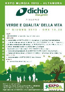 Verde e qualità della vita  - Matera