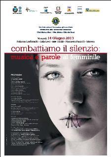 Violenza contro le donne 14 giugno 2013 - Matera