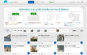 Visitmatera.com - piattaforma beta - Matera