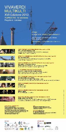 Vivaverdi multikulti 2013 - Matera