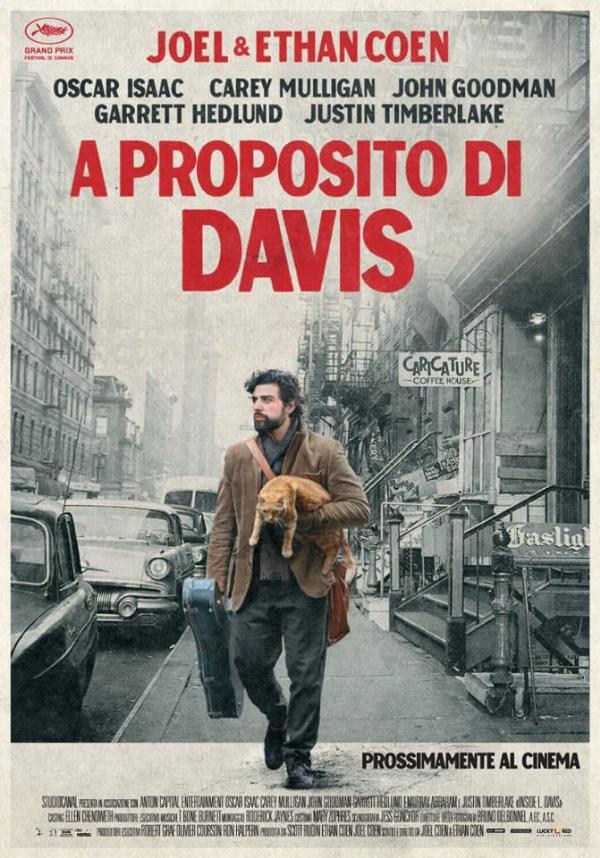 A proposito di Davis - Il Cineclub - 26 Marzo 2014