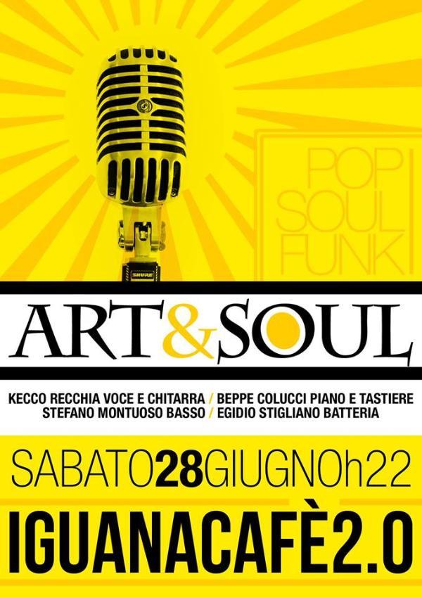 Art&Soul  - 28 Giugno 2014