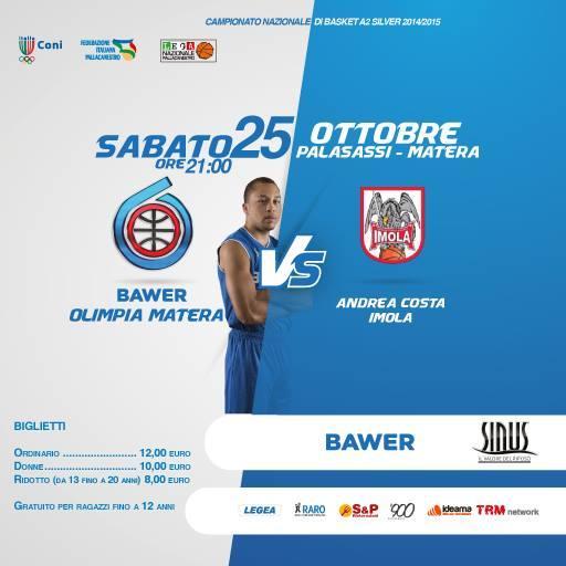 Bawer vs Imola