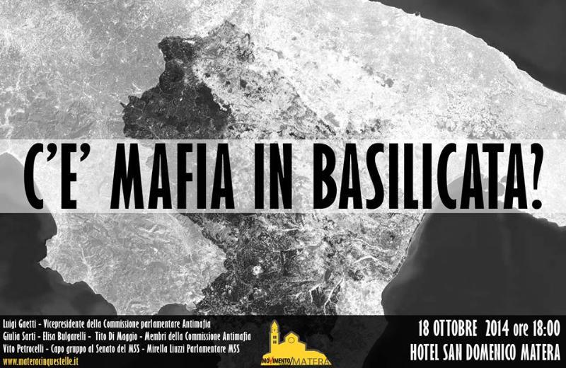 C´È MAFIA IN BASILICATA? - 18 Ottobre 2014