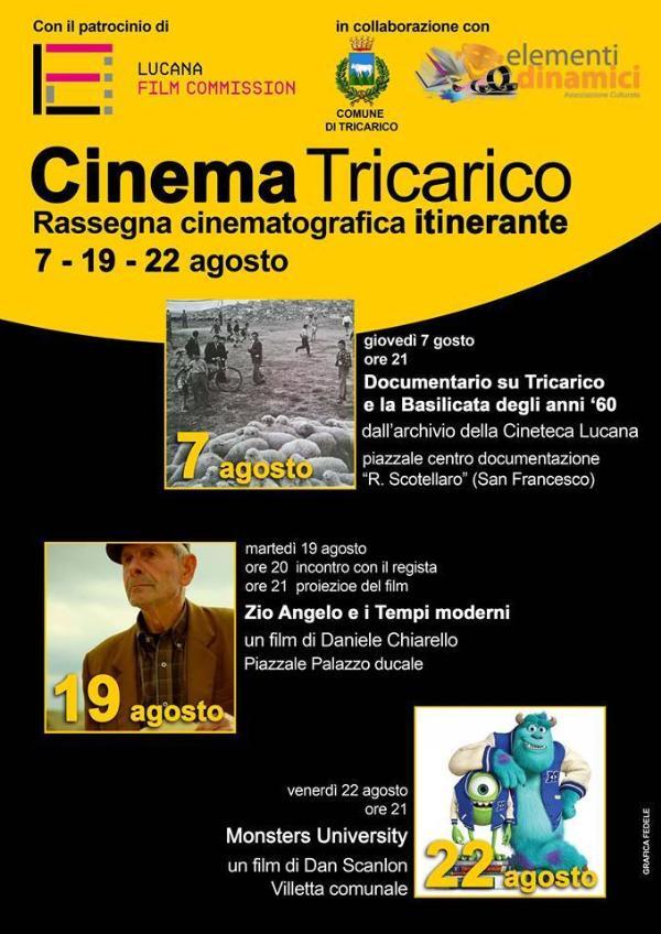Documentario su Tricarico e la Basilicata degli anni ´60