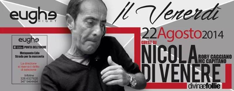 Eughe Night - 22 Agosto 2014