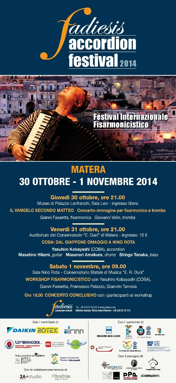 Fadiesis accordion festival 2014