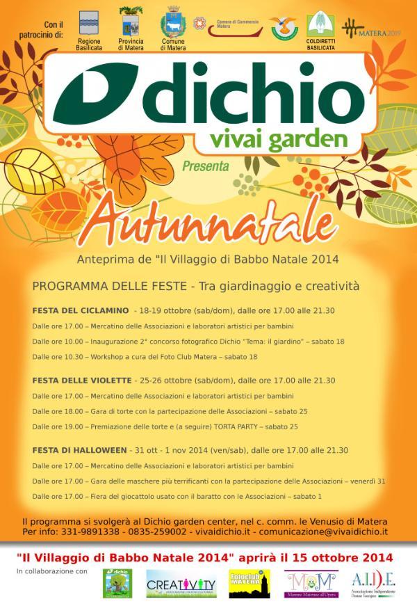 Festa del Ciclamino 2014