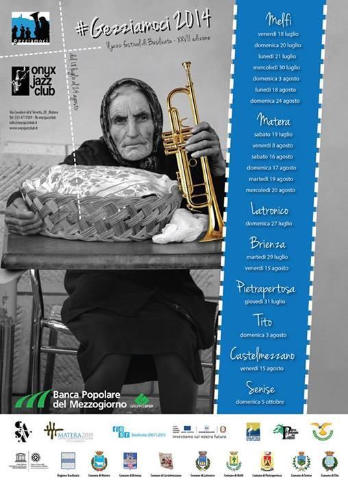 Gezziamoci 2014 il Jazz Festival di Basilicata