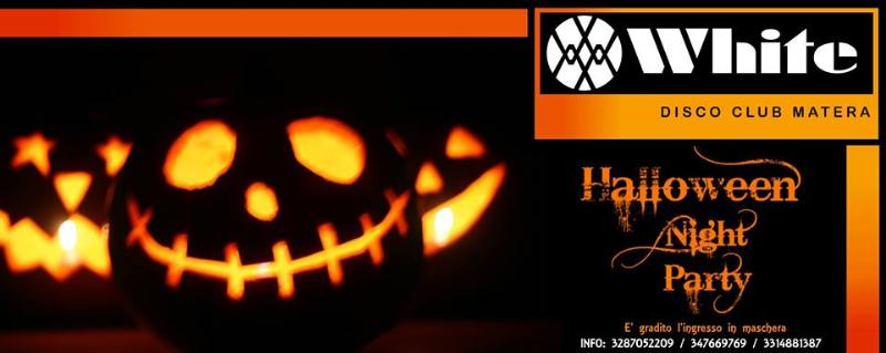 Halloween Night Party - 31 Ottobre 2014
