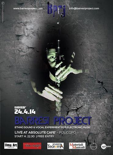 I Barresi Project - 24 Aprile 2014