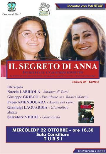 Il segreto di Anna - 22 Ottobre 2014
